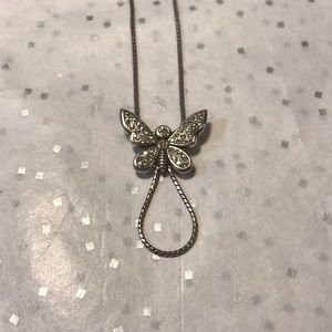Jewelry - *3 for 12*Butterfly Necklace